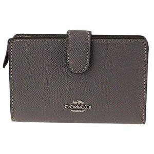 MEDIUM CORNER ZIP WALLET (COACH F11484)